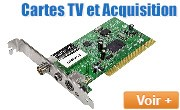 Cartes TV et Acquisition