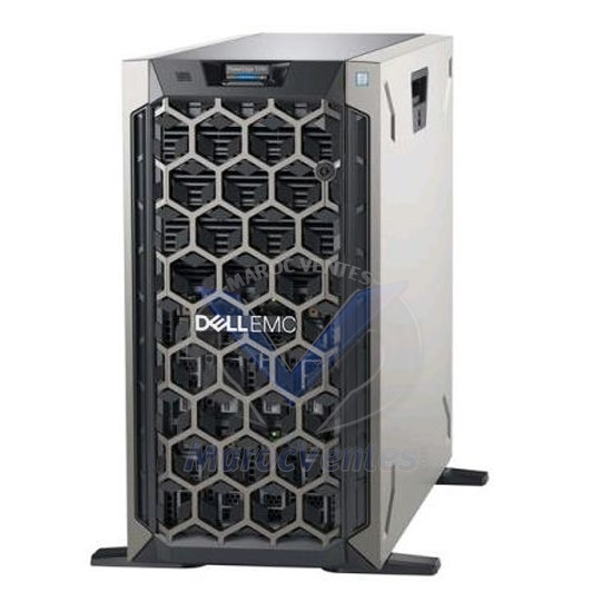 Serveur Tour PowerEdge T140 E-2124 8GB 2*1TB DL-PET140M1_VSP
