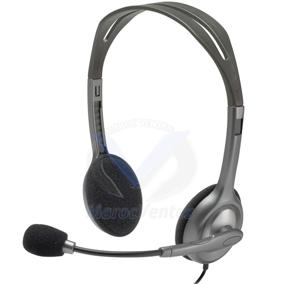 Casque-micro Stereo multidispositif 3,5 mm H111